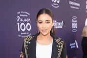 Shay Mitchell attends The Hollywood Reporter's 2017 Women In Entertainment Breakfast at Milk Studios on December 6, 2017 in Los Angeles, California.