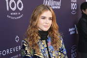 Zoey Deutch attends The Hollywood Reporter's 2017 Women In Entertainment Breakfast at Milk Studios on December 6, 2017 in Los Angeles, California.