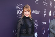 Bryce Dallas Howard attends The Hollywood Reporter's 2017 Women In Entertainment Breakfast at Milk Studios on December 6, 2017 in Los Angeles, California.