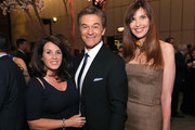 (L-R) Lisa Oz, Mehmet Oz and Carol Alt attend The Hollywood Reporter's 5th Annual 35 Most Powerful People in New York Media on April 6, 2016 in New York City.