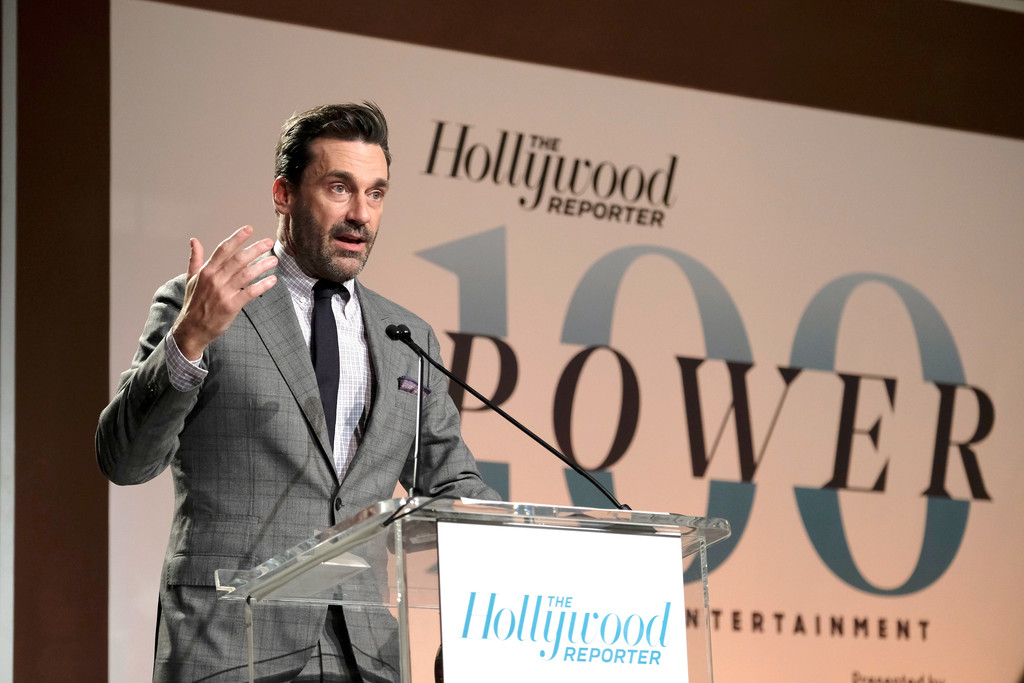 hollywood reporter entertainment news jon hamm photos the