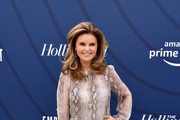 Maria Shriver attends The Hollywood Reporter's Empowerment In Entertainment Event 2019 at Milk Studios on April 30, 2019 in Los Angeles, California.