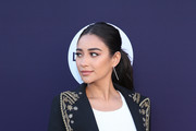 Shay Mitchell attends the Hollywood Reporter/Lifetime WIE Breakfast at Milk Studios on December 6, 2017 in Hollywood, California.