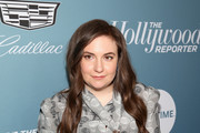 Lena Dunham attends The Hollywood Reporter's Power 100 Women In Entertainment at Milk Studios on December 5, 2018 in Los Angeles, California.