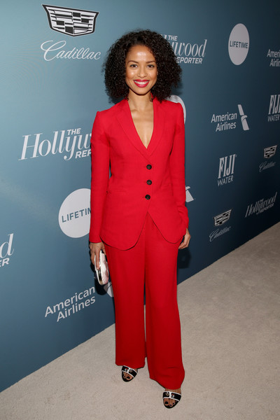 The Hollywood Reporter's Power 100 Women In Entertainment - Red Carpet