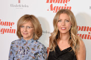 Director Hallie Meyers-Shyer (R) and her mother director Nancy Meyers attending the 'Home Again' special screening at The Washington Mayfair Hotel on September 21, 2017 in London, England.