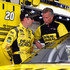 Matt Kenseth Photos - Matt Kenseth, driver of the #20 Dollar General Toyota, looks on during practice for the NASCAR Sprint Cup Series Ford EcoBoost 400 at Homestead-Miami Speedway on November 20, 2015 in Homestead, Florida. - Homestead-Miami Speedway - Day 1