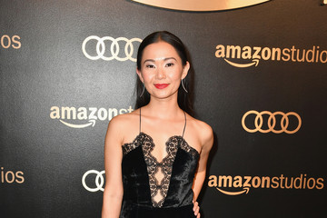 Hong Chau Amazon Studios Golden Globes Celebration - Arrivals