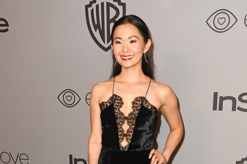 Hong Chau Warner Bros. Pictures And InStyle Host 19th Annual Post-Golden Globes Party - Arrivals