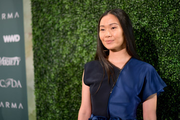 Hong Chau Council of Fashion Designers of America, Variety and WWD Host Runway to Red Carpet - Arrivals