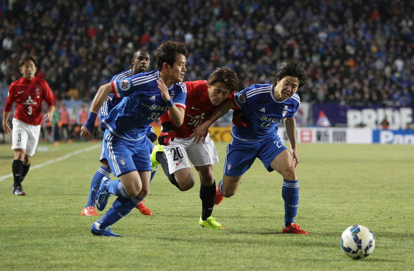 Suwon Samsung FC v Urawa Red Diamonds