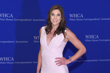 Hope Solo 102nd White House Correspondents' Association Dinner - Arrivals