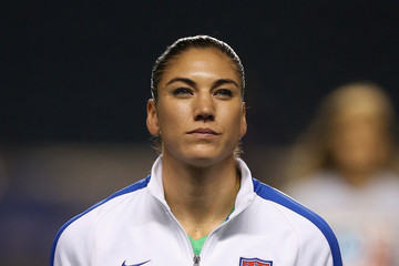 Hope Solo United States v Guatemala: Group A - 2014 CONCACAF Women's Championship