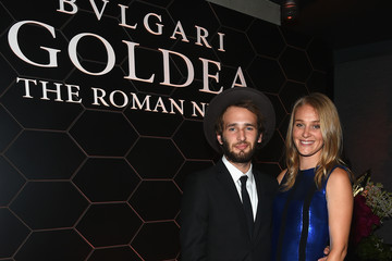 Hopper Penn  Bulgari Celebrates Launch of New Fragrance 'Goldea, The Roman Night'