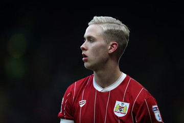 Hordur Bjorgvin Magnusson Watford v Bristol City - The Emirates FA Cup Third Round