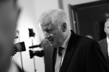 Horst Seehofer Bavaria Holds State Elections