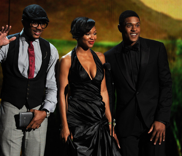 Meagan good and pooch hall dating. Dating for one night.