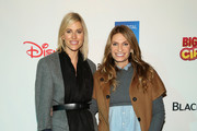 Kristen Taekman (L) and Heather Thomson attend the Hospital for Special Surgery Big Apple Circus Benefit on December 6, 2014 in New York City.