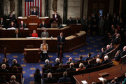 Outgoing U.S. Speaker of the House Rep. John Boehner (R-OH) gives his farewell speech in the House Chamber of the Capitol October 29, 2015 on Capitol Hill in Washington, DC. The House of Representatives is scheduled to vote for a new speaker to succeed Boehner today.