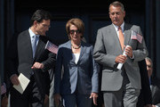 Nancy Pelosi and Eric Cantor Photos Photo