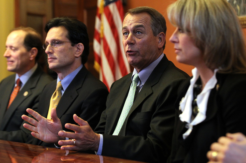 American politicians support of gay marriage