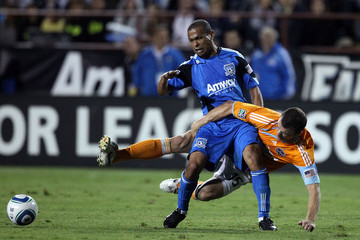 Geovanni Houston Dynamo v San Jose Earthquakes