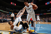 Ty Lawson and Danilo Gallinari Photos Photo