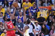 Kevin Durant and James Harden Photos Photo