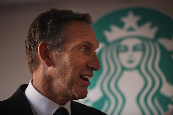 Howard Schultz's Connection and Leadership