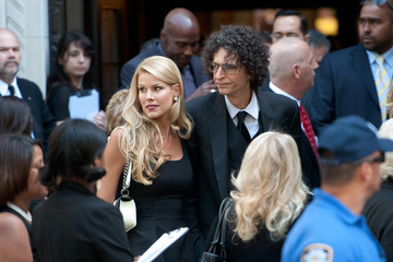 Howard Stern Joan Rivers Memorial Service