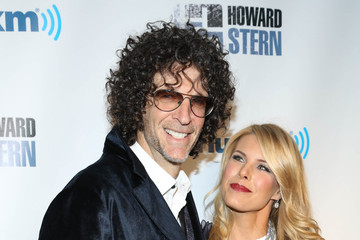 Howard Stern Arrivals at Howard Stern's Birthday Bash