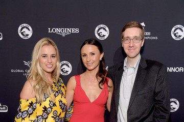 Howard Warren Buffett The Inaugural Longines Global Champions Tour Of New York