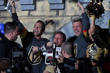 Howie Dorough Winnipeg Jets v Vegas Golden Knights - Game Four