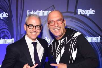 Howie Mandel Entertainment Weekly & People New York Upfronts Party 2018 - Inside