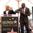 Howie Mandel Terry Crews Celebrates His Birthday  With Receiving A Star On The Hollywood Walk Of Fame