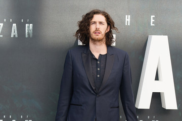 Hozier 'The Legend Of Tarzan' - European Premiere - Red Carpet Arrivals