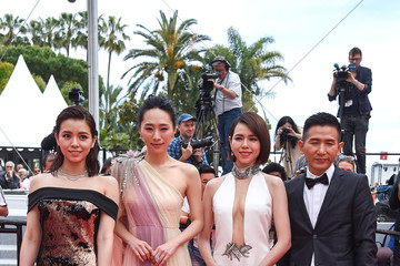 Hsia Yu Chiao 'Young Ahmed (Le Jeune Ahmed)' Red Carpet - The 72nd Annual Cannes Film Festival