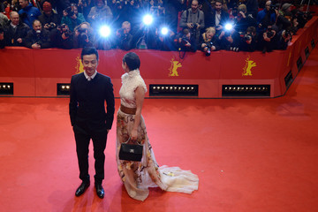 Huang Lu Closing Ceremony Red Carpet Arrivals - 64th Berlinale International Film Festival