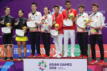 Huang Yaqiong Asian Games - Day 9