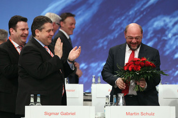 Hubertus Heil, Social Democrats (SPD) Hold Federal Congress