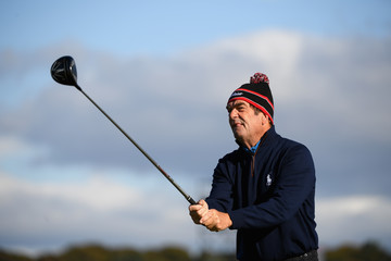 Huey Lewis Alfred Dunhill Links Championship - Day One