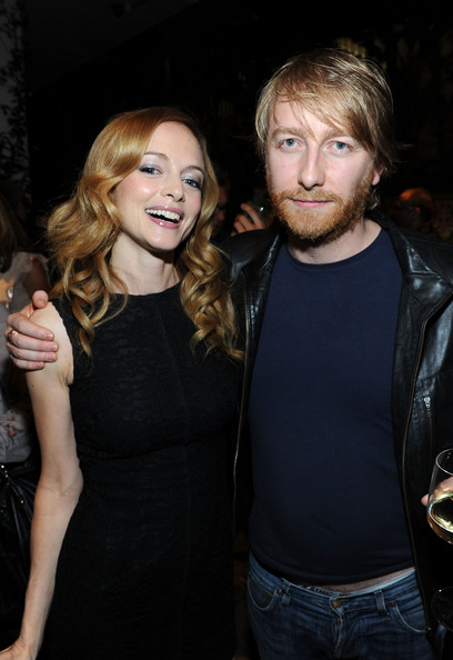 tom hooper heather graham. In This Photo: Heather Graham,