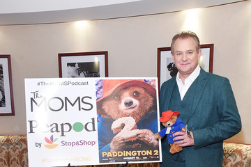 Hugh Bonneville THE MOMS Host a Screening of 'Paddington 2' With Hugh Bonneville