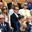 Hugh Grant Day Eleven: The Championships - Wimbledon 2019