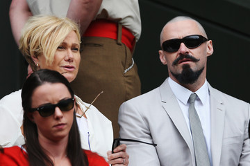 Hugh Jackman Day Thirteen: The Championships - Wimbledon 2014