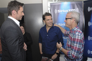 Hugh Jackman SiriusXM's Entertainment Weekly Radio Channel Broadcasts from Comic-Con 2015