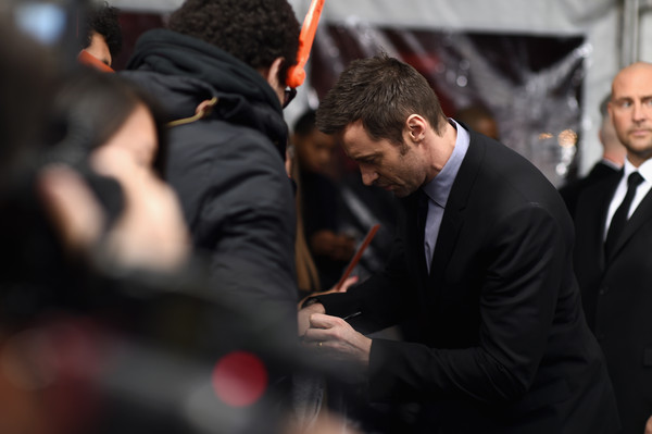 'Chappie' Premieres in NYC