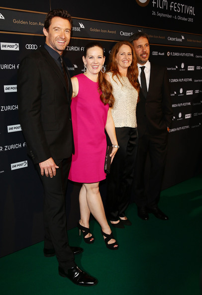 'Prisoners' Green Carpet Arrivals - Zurich Film Festival 2013