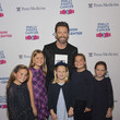 Hugh Jackman Philly Fights Cancer: Round 5 Starring Hugh Jackman, John Mulaney, And Andy Grammer