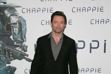 Hugh Jackman 'Chappie' Photo Call in Paris